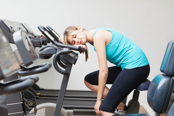 This is not me, but it's what I look like when I'm dying in the psychotic spin class.