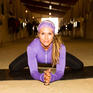 The best inner-thigh stretch!
